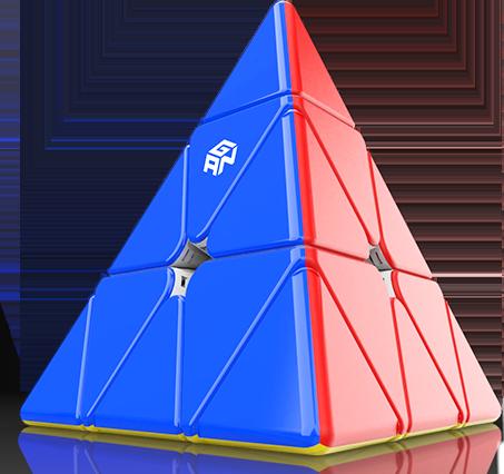 gan pyraminx marcubes